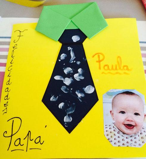 Regalo Del Dia Del Padre 2014 Escuela Infantil Pippiu